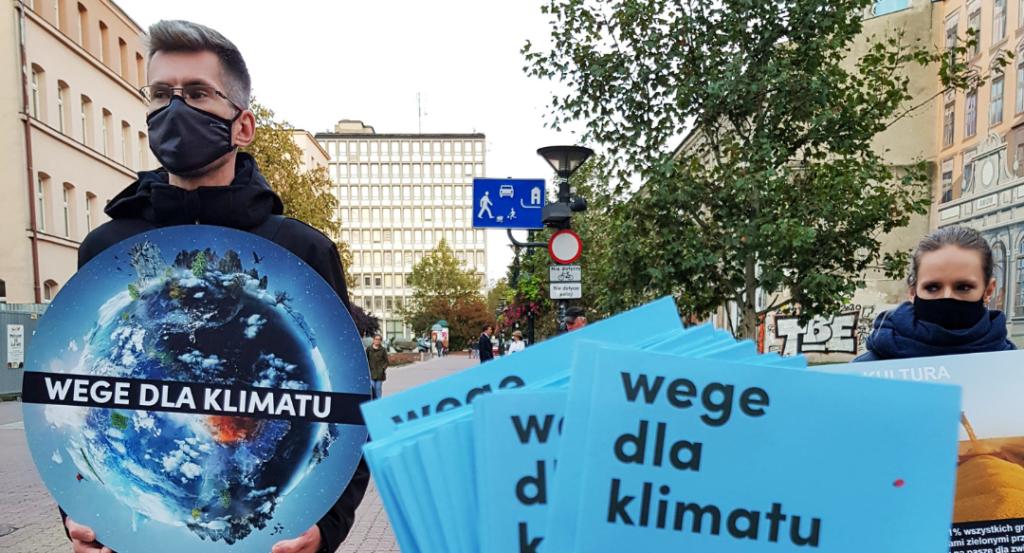 Akcje uliczne dla klimatu