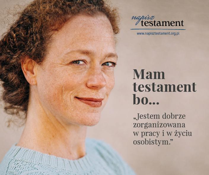 Dlaczego warto sporządzić testament? Jak napisać dobry testament? Zachęcamy do udziału w Międzynarodowym Tygodniu Pisania Testamentów, który przyniesie odpowiedzi na te i wiele innych pytań.